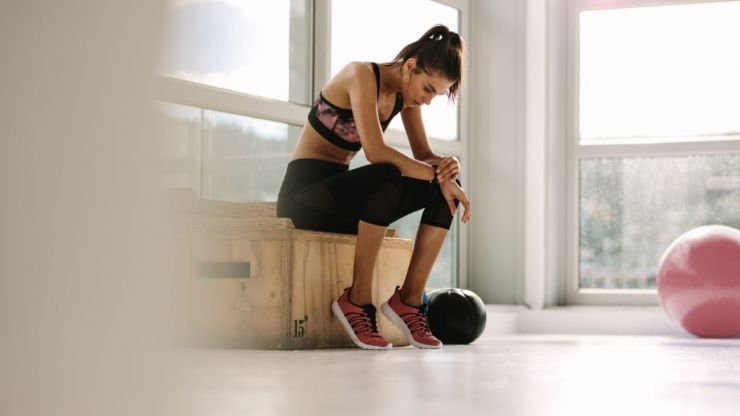 When to know if you're overdoing your workouts
