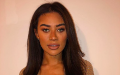 Love Island's Montana Brown just wore the most DARING dress to the BRITs