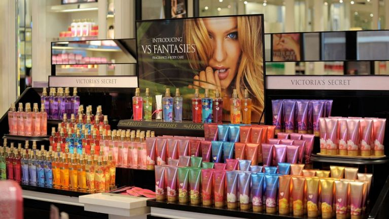 Apparently Victoria's Secret perfume works as an unreal insect repellent