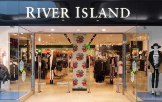 These €20 sandals from River Island will go with absolutely everything