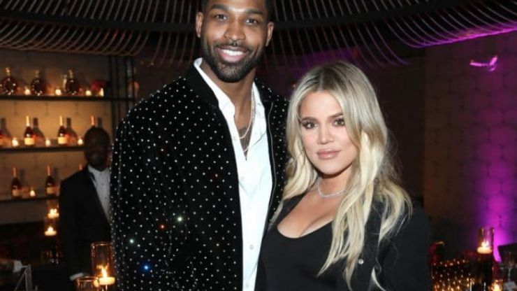 Tristan Thompson shares gushing tribute to 'beautiful' and 'amazing' Khloé Kardashian