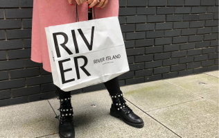 This €40 River Island dress fits like a dream and it comes in two perfect colours