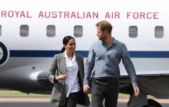 There's a strict rule in place for Prince Harry and Meghan Markle's latest trip due to security fears