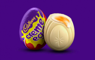 Lucky customer finds €10,000 white chocolate Creme Egg in Antrim store