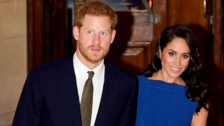 The palace responds after Harry and Meghan's potential move to Africa is leaked
