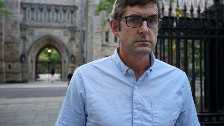 The Louis Theroux documentary on sexual assault will air tonight