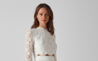 This new wedding collection will make you wish you were walking up the aisle today