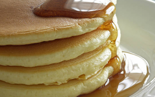 How to make American style pancakes - for the day that's in it