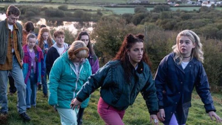 Derry Girls is back and everyone is cracking up over one particular line