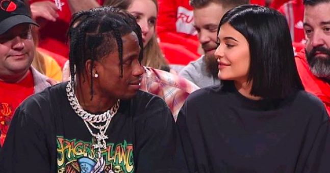 This is what Kylie Jenner found on Travis phone when she
