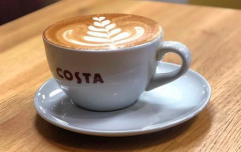 Costa Coffee has brought back an old favourite as it launches new spring menu