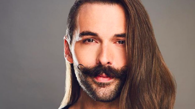 Jonathan Van Ness has rescheduled his show in Dublin's Olympia Theatre