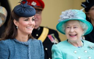The Queen just passed on an important title to Kate Middleton, and we're impressed