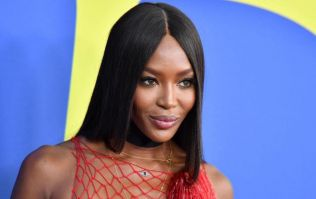 Naomi Campbell just went IN on those Liam Payne romance rumours