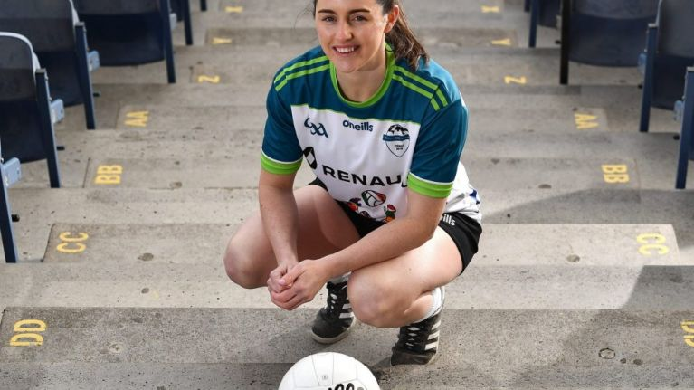 GAA star Lyndsey Davey on why every second counts in her life and career
