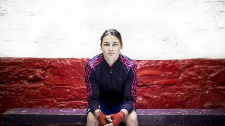 The award-winning Katie Taylor documentary is coming to Netflix very soon