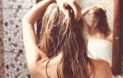 Turns out letting your hair air dry could actually be really, really bad for it