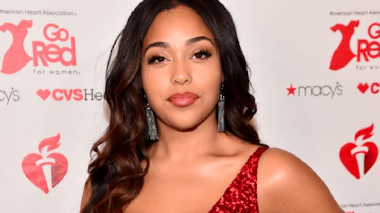 Jordyn Woods thought the Tristan Thompson cheating scandal would 'blow over'