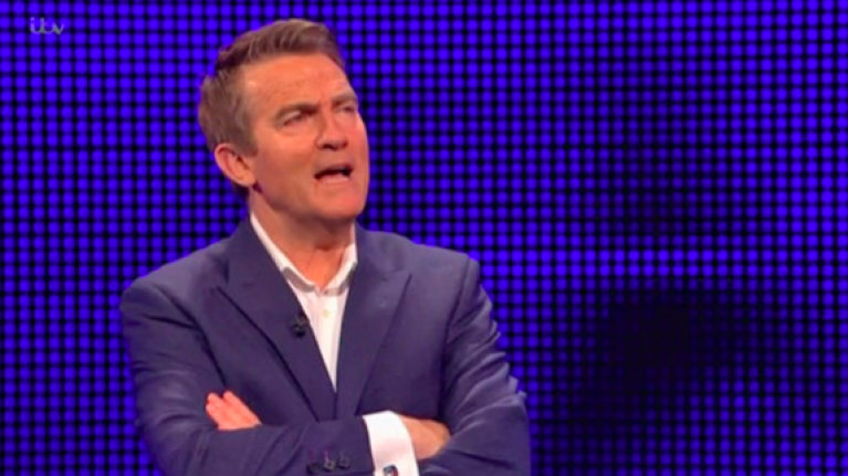 Bradley Walsh ruffled a few feathers on The Chase by telling contestant to change her mind