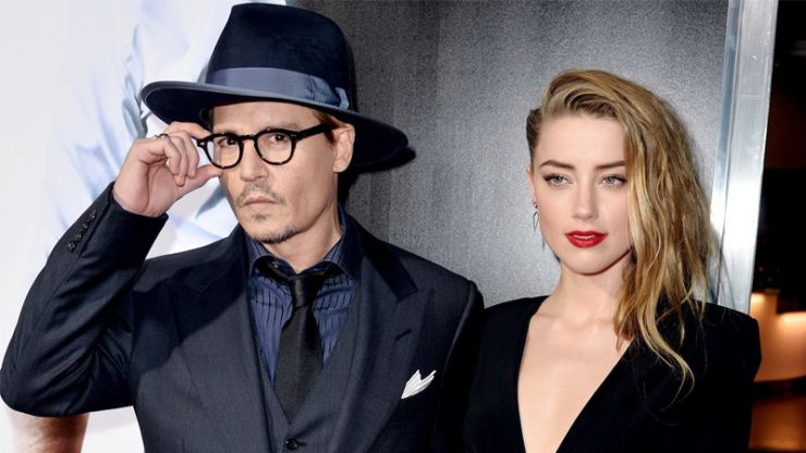 Johnny Depp is suing his ex-wife Amber Heard for $50 million