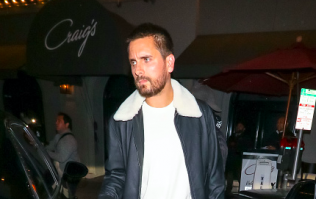 Scott Disick shows support for Khloe Kardashian for the first time since Tristan Thompson scandal