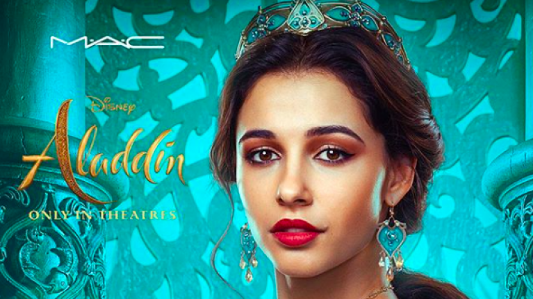 MAC is dropping a Disney Aladdin collection and just LOOK at the packaging