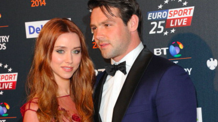 'Save your breath...' Una Healy hits out at Ben Foden in her new breakup track