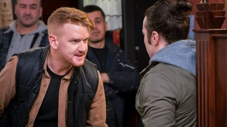 Coronation Street's Mikey North weighs in on rumours Gary is the new 'super villain'