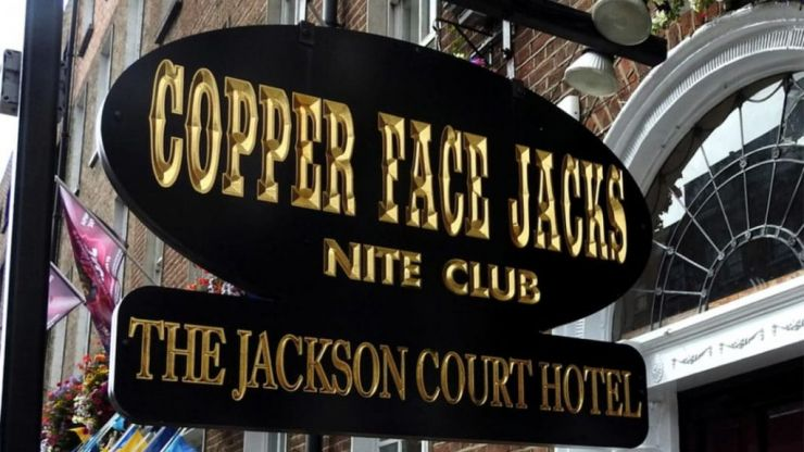 Popular Dublin nightclub Copper Face Jacks is up for sale