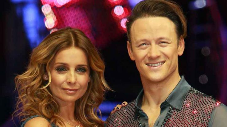 Louise Redknapp has opened up about her close friendship with Kevin Clifton