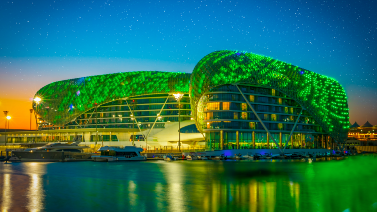 470 world landmarks are turning green for St Patrick's Day and it's stunning
