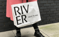 This €55 River Island dress is ideal for a special occasion and it's seriously flattering