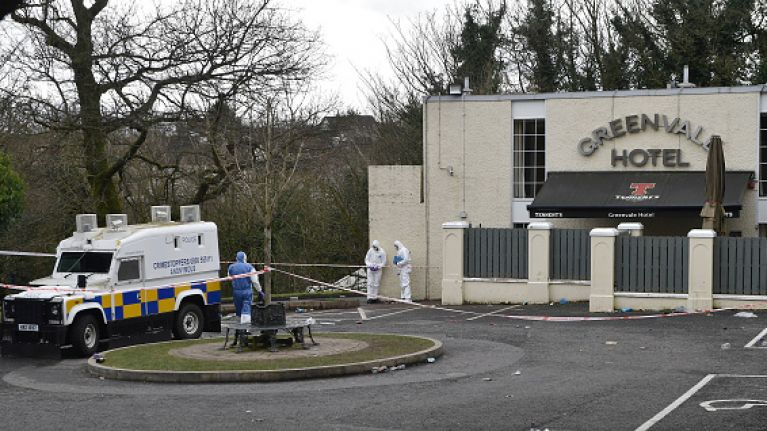 Two men arrested on suspicion of manslaughter over Tyrone disco crush