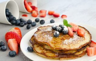 These homemade banana and blueberry pancakes will be nicer than any you can buy