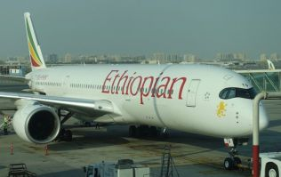 One Irish person died in the Ethiopian Airlines crash this morning