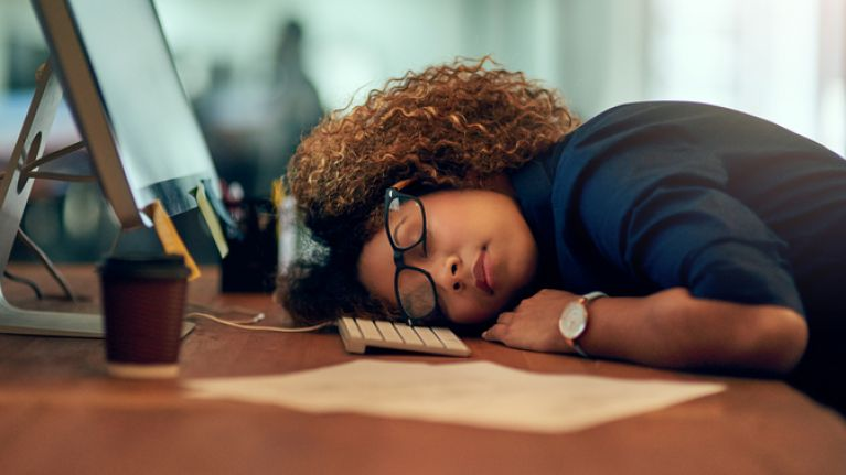 Warning: mothers with three children get the least amount of sleep