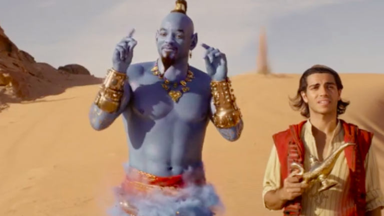 The full trailer for the live-action Aladdin remake is here (and it is absolutely magical)