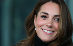 Kate Middleton is wearing a very fashionable outfit and we are HERE for it