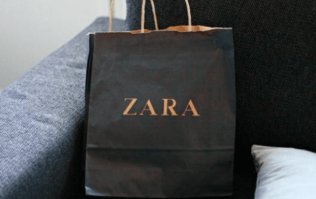 This €50 Zara blouse is ALL over Instagram and it looks like a designer piece