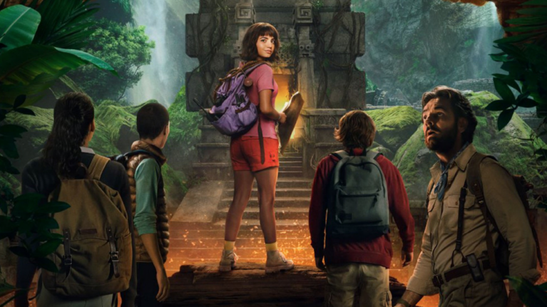 The Dora The Explorer live action trailer is here and it's... a bit mad