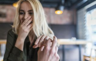 Bye-bye, diamonds - another engagement ring trend is set to be massive this year