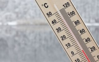 According to Met Eireann, temperatures are set to drop to as low as -1C this week