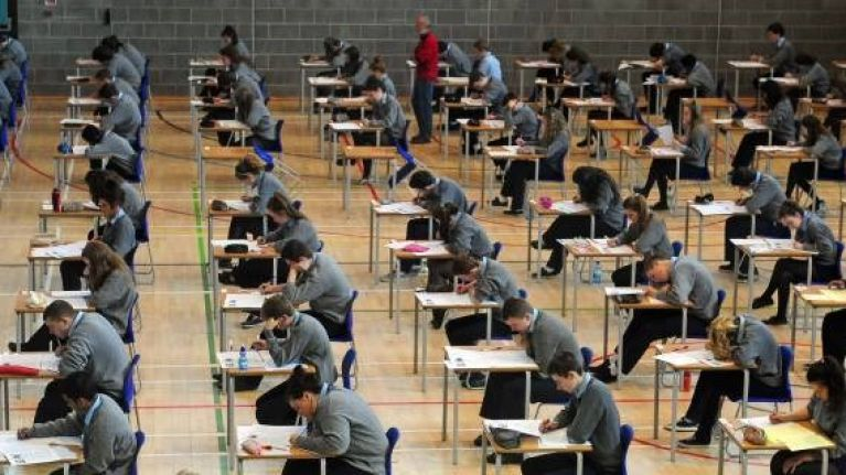 Nearly 59,000 students to receive Leaving Cert results this morning