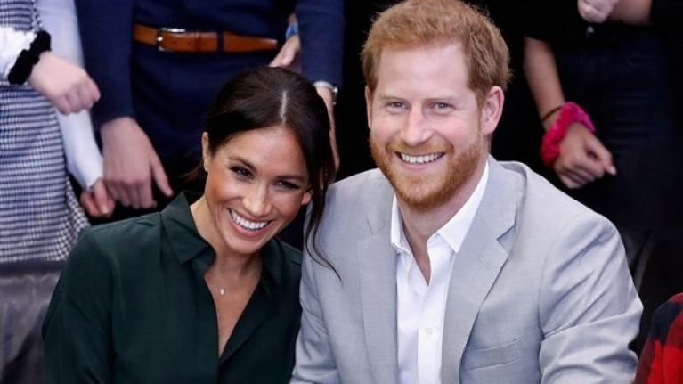 Ambulance spotted 'outside Frogmore Cottage' amid reports Meghan and Harry's baby is due imminently