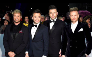 Westlife just shared a sneak peek of their brand new track and we're beyond ready