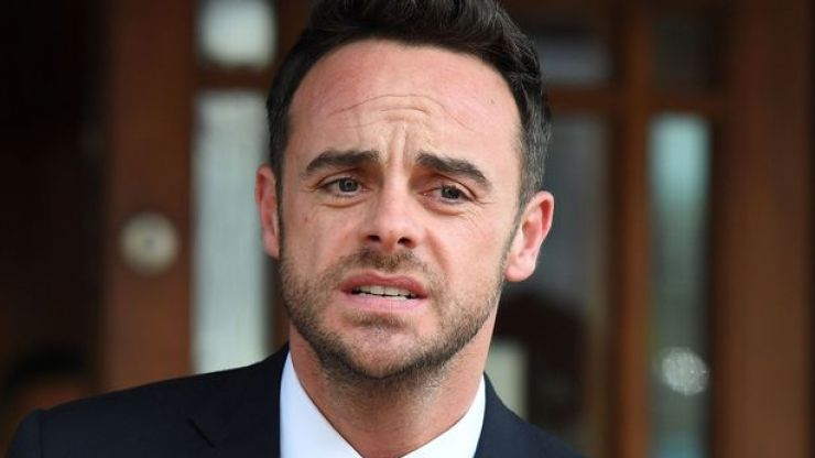There's a documentary coming out that will detail Ant McPartlin's 'year from hell'