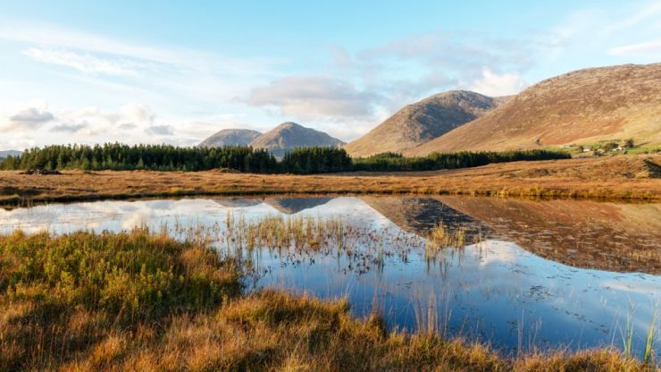 Put your body to the test and travel across the incredible Maamturks in Connemara
