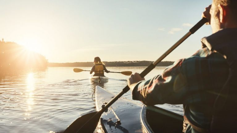 One of Ireland's most stunning locations where you'll discover even more by kayak