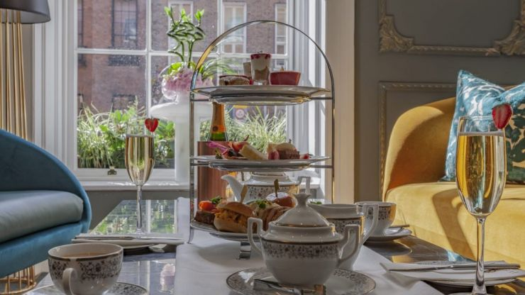 WIN an afternoon tea for two to treat your mum this Mother's Day