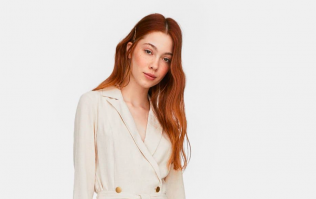 People are living for Stradivarius' €46 blazer jumpsuit that looks like a dress